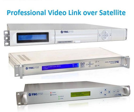 SD/HD S/S2 UP-LINK SYSTEM